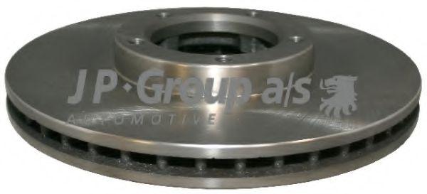 JP GROUP FORD Диск тормозной передний Transit 94- JPGROUP 1563100300