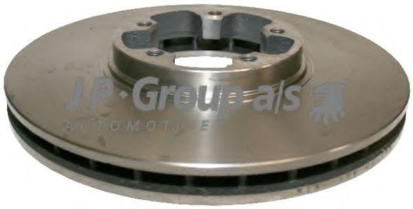 JP GROUP FORD Диск тормозной передний Transit 00- JPGROUP 1563100800