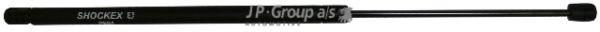 JP GROUP FORD Амортизатор багажника Fiesta 96- JPGROUP 1581200600