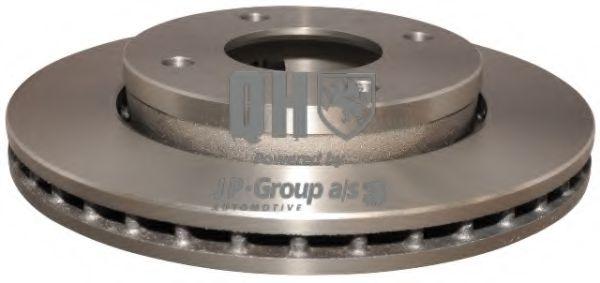 JP GROUP MITSUBISHI Тормозной диск передн. Colt 04- JPGROUP 3963100809