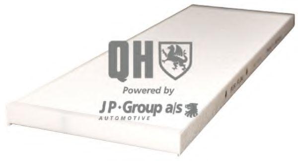 JP GROUP FIAT Фильтр салона Ducato,Jumper,Boxer 94- JPGROUP 4128100209