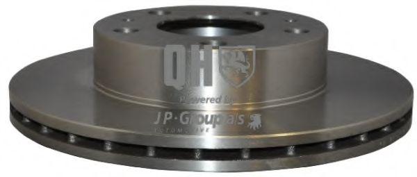 JP GROUP FIAT Диск тормозной Ducato 02 - (300*24),Citroen,Peugeot JPGROUP 4163102509