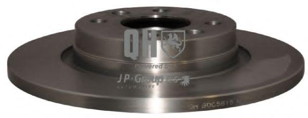 JP GROUP RENAULT Диск тормозной передний Locan 04- JPGROUP 4363101409
