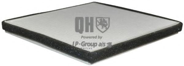 JP GROUP Фильтр салона  CHEVROLET SPARK 10- JPGROUP 6328100509