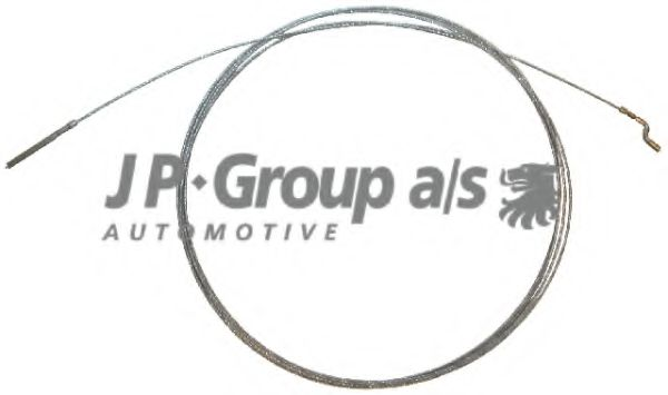 Тросик газа Трос акселератора JPGROUP арт. 8170100306