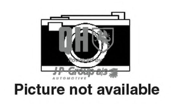 JP GROUP FORD Диск тормозной пер. Focus C-MAX 1.6/1.8TDCI 2.0i (300*25) JPGROUP 1563101300