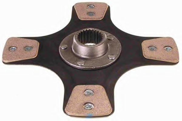 Диск сцепления Монтажный комплект дисковых колодок QUICKBRAKE арт. 2050