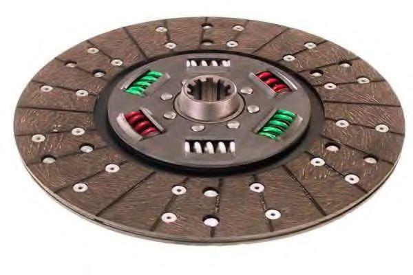 Диск сцепления Монтажный комплект дисковых колодок QUICKBRAKE арт. 2090