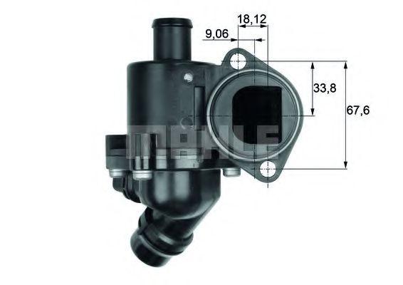 TM3100  Mahle - Термостат MAHLEORIGINAL TM3100