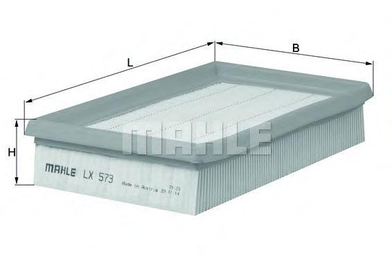 LX573     (MAHLE)  арт. LX573