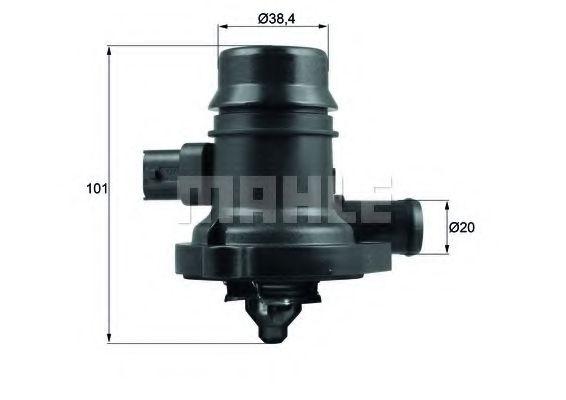 Термостат Opel  арт. TM36103