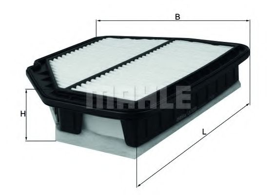Фильтр воздушный Mahle  арт. LX3298