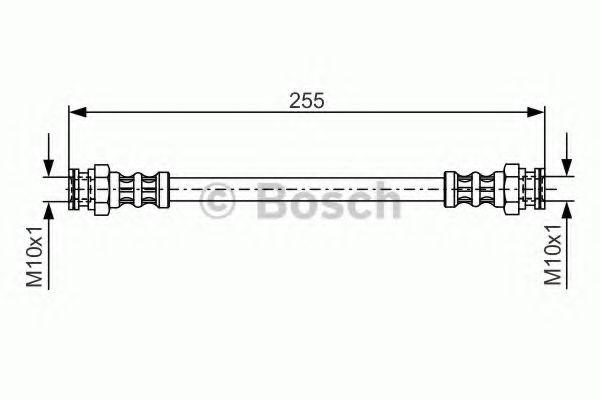 Тормозной шланг  арт. 1987476954