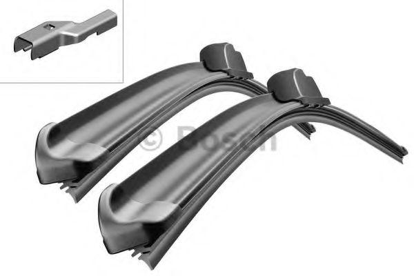 Щетки стеклоочистителя Fiat Doblo 10- 600/400mm (со спойлером)  арт. 3397007295