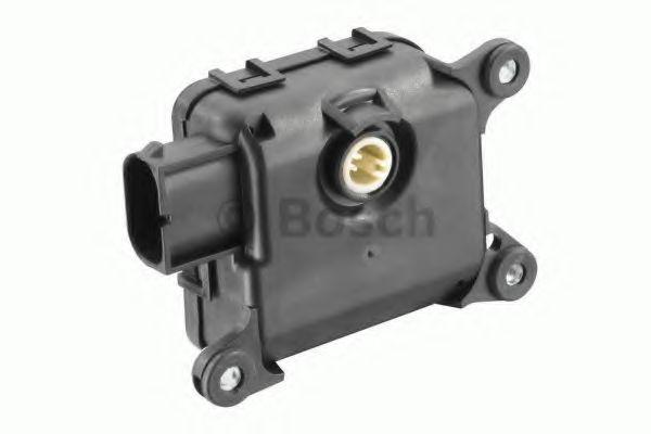 Двигатель стеклоочистителя Электродвигатель постоянного тока 0,26W BOSCH арт. 0132801143
