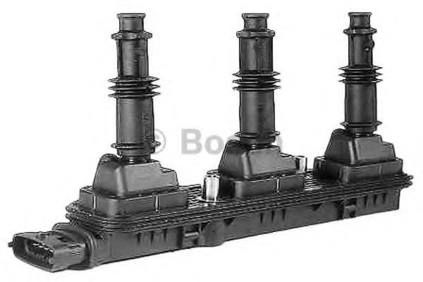 Катушка зажигания (пр-во Bosch)                                                                       арт. 0221503026