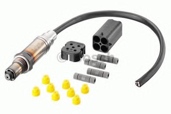 Лямбда-зонд Bosch  арт. 0258986507
