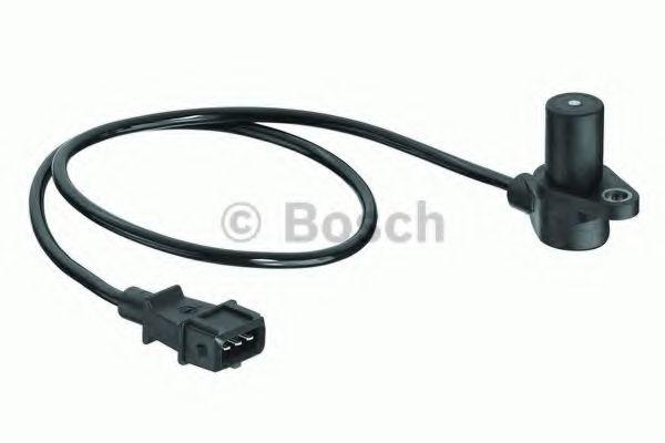 Датчик положения вала коленчатого ГАЗ 3110, ГАЗЕЛЬ дв.406 (пр-во Bosch)                               арт. 0261210113