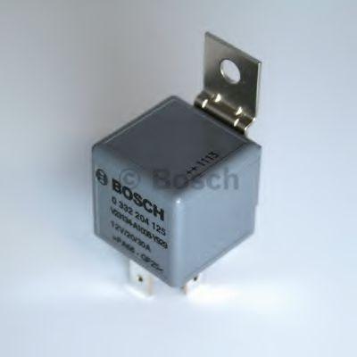 Блок управления вентилятором Реле BOSCH арт. 0332204125