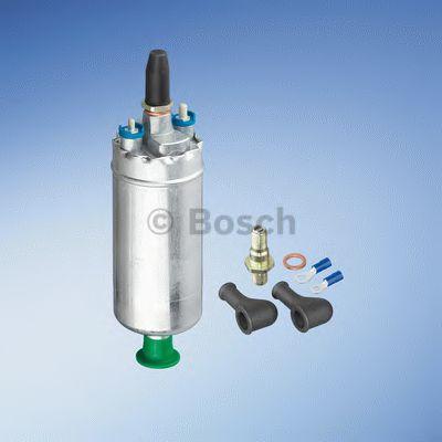 Электробензонасос ГАЗ (ЗМЗ 406) 4 бар,186 мм (пр-во Bosch)                                            арт. 0580464069