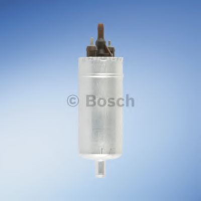 BOSCH (LV) Электро-бензонасос VOLGA CITROEN RENAULT PEUGEOTТАВРИЯ (3 bar, L=180mm,  обр.клапан в насосе) BOSCH 0580464038