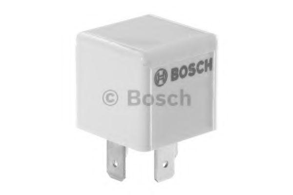 Реле указателя поворотов Прерыватель указателей поворота BOSCH арт. 0986332071