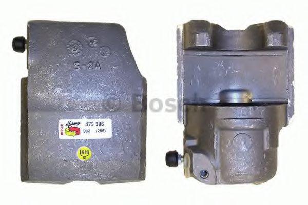 Суппорт тормоза  арт. 0986473386