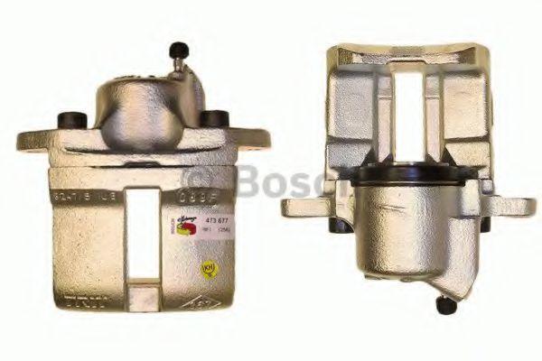 Суппорт тормозной  арт. 0986473677