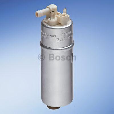 BOSCH Электро-бензонасос BMW E39 2,0-4,4 (в бак) BOSCH 0986580129