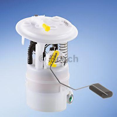 BOSCH Электро-бензонасос (модуль погружной) C5,C6,407 BOSCH 0986580138
