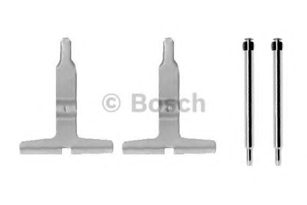 Аксессуары BOSCH DB Р/к установки передних тормозных колодок W202,210,203  арт. 1987474257