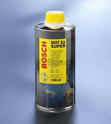 Тормозные жидкости Жидкость тормозная DOT-5,1, 0.5л  арт. 1987479040