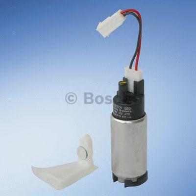 Насос топливный электрический  арт. F000TE154R
