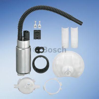 BOSCH Электро-бензонасос (+ рем комплект) Renault Laguna -01 BOSCH 0986580820