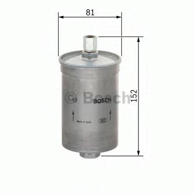 Фильтр топливный Bosch  арт. 0450905200