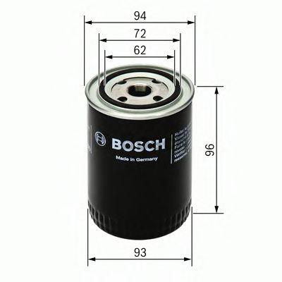 Фильтр масляный Bosch  арт. 0451103251