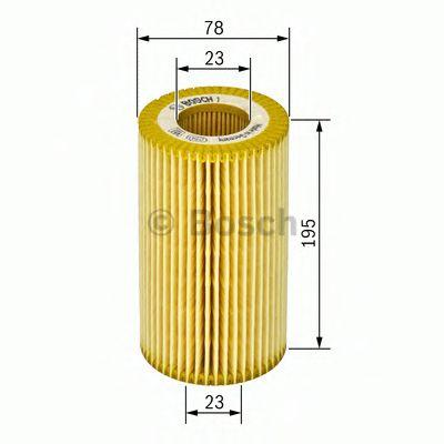 Фильтр масляный MB (пр-во Bosch)                                                                     WIXFILTERS арт. 1457429646
