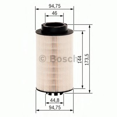 Фільтр палива BOSCH F026402028