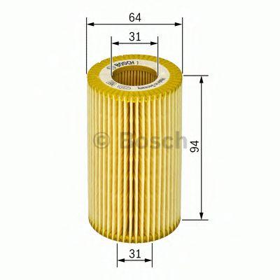Масляний фільтр HONDA Accord/Civic/CR-V 2.2D 06>>