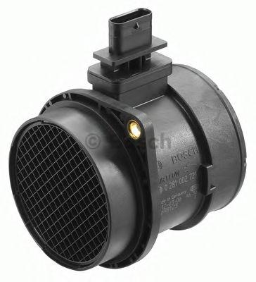 Расходомер воздуха Bosch  арт. 0281002721