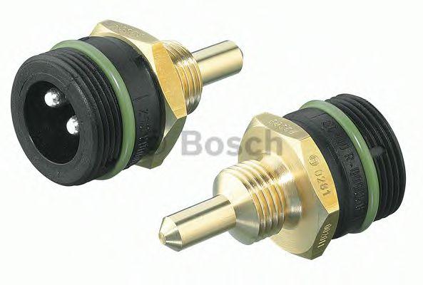 Датчик тиску палива BOSCH 0281002011