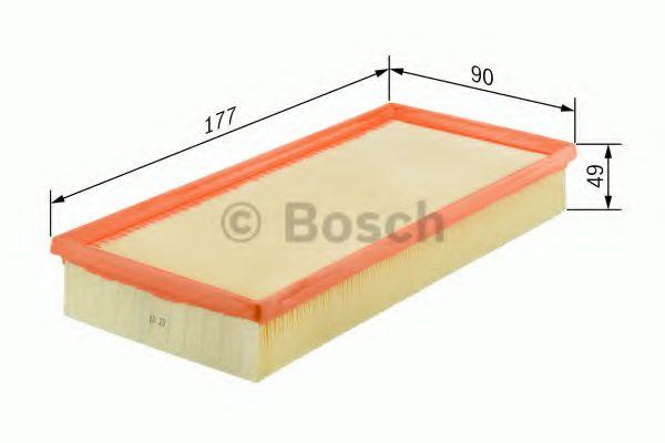 Воздушный фильтр BOSCH арт. 1457432173