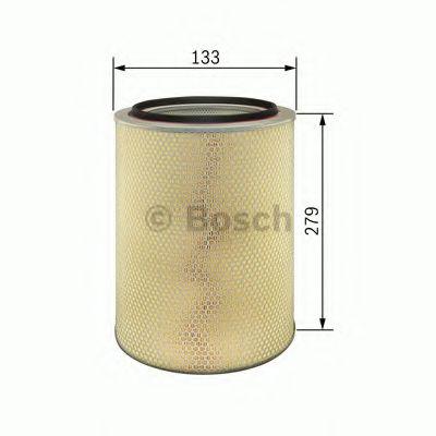 Воздушный фильтр  арт. F026400186
