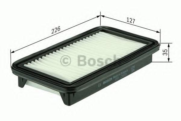 Фильтр воздушный Bosch  арт. F026400201