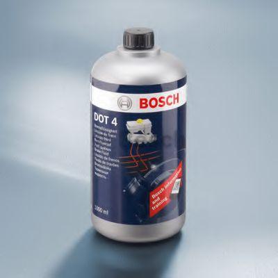 BOSCH (LV) 1л DOT-4 Тормозная жидкость, кр.6 BOSCH 1987479107