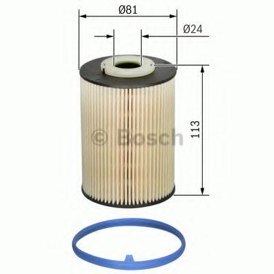 Фільтр палива BOSCH F026402128