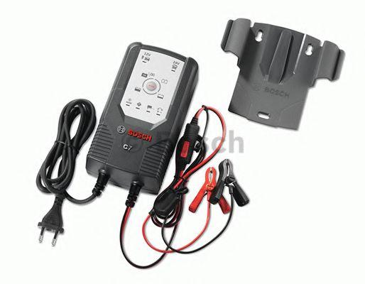 Зарядное устройство C7 (12V/24V) (Ca/Ca; EFB; GEL; VRLA)
