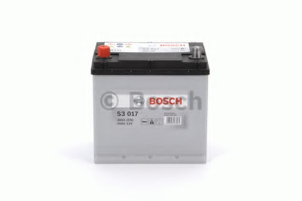 Аккумуляторы Аккумулятор Bosch S3 45Ah 219x135x225  арт. 0092S30170