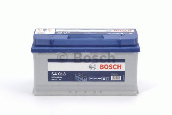 Аккумулятор   95Ah-12v BOSCH (S4013) (353x175x190),R,EN800                                            арт. 0092S40130