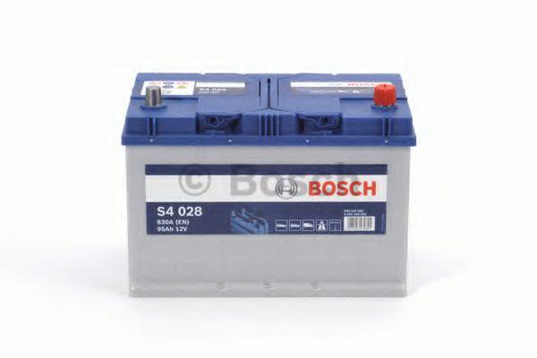BOSCH 6СТ-95 АЗИЯ Евро (S4028)  арт. 0092S40280